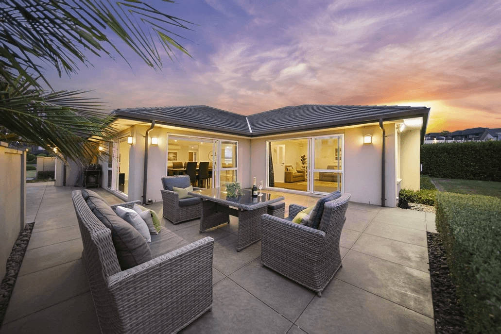 SpruceNZ Property Stylists - outdoor living space